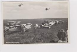 Number PH264 Vintage Rppc KLM Pander Vliegtuig Aircraft - 1919-1938: Between Wars