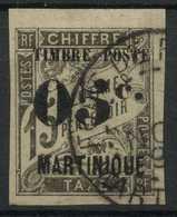 Martinique (1891) N 20 (o) - Martinique (1886-1947)