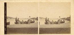°°° Foto Stereoscopiche Messina Largo Ganzirrii °°° - Messina