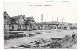 54/ MEURTHE Et MOSELLE.. VARANGEVILLE: Les Salines - Andere Gemeenten