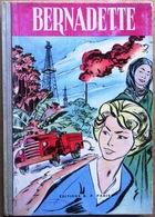 Reliure éditeur BERNADETTE N° 31 (1960) > Moustache Et Trottinette (Calvo), Etc. - Bernadette