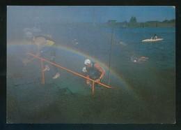 Alemania. Stein. Foto *Renato Cudicio* Ed. Tri-Athlete. Fabricación Belga. Circulada 1989. - Postales