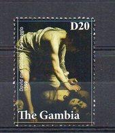 GAMBIA. ART. CARAVAGGIO. MNH (2R2139) - Arts