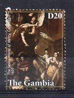 GAMBIA. ART. CARAVAGGIO. MNH (2R2141) - Arte
