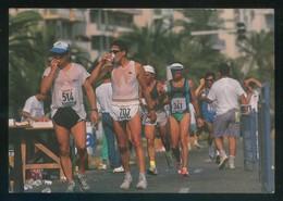 Francia. Nice. Foto *Thierry Deketelaere* Ed. Tri-Athlete. Fabricación Belga. Circulada 1989. - Postales
