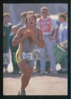 Francia. Nantes. Foto *Nutan* Ed. Tri-Athlete. Fabricación Belga. Circulada 1989. - Postales