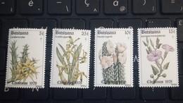 BOTSWANA - FLEURS - FLOWERS - CHRISTMAS 1978 - NOEL 1978 - 1978 - - Botswana (1966-...)