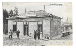 54/ MEURTHE Et MOSELLE...Gare Du Chemin De Fer De Toul à THIAUCOURT - France
