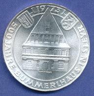 Österreich 50-Schilling Silber-Gedenkmünze 1973, Bummerlhaus Steyr - Oesterreich