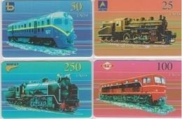 NORTH KOREA : Complete Set  4 Cards  (multiple Bid) - Korea, North