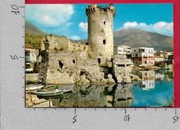 CARTOLINA VG ITALIA - FORMIA (LT) - Torre Di Mola - 10 X 15 - ANN. 197? XIX GIORNATA DEL FRANCOBOLLO - Latina