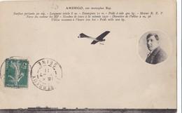 AMERIGO - Sur Monoplan Rep - Aviateurs