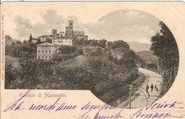 (C).Maranello(MO).Castello.F.to Piccolo.Viaggiata (c17) - Modena