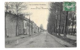 54/ MEURTHE Et MOSELLE...TOUL: Avenue De Toul à Dommartin - Toul