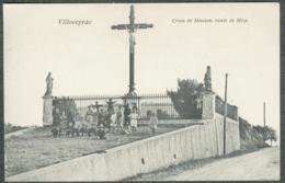 34 - Hérault - Villeveyrac Croix De Mission Route De Mèze Enfants TBE - France