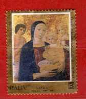 Italia °- 2018 -  NATALE MADONNA Con BAMBINO Gesù. Vedi Descrizione. - 6. 1946-.. Repubblica