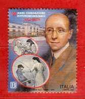 Italia °- 2018 - ISTITUTO NEUROLOGICO CARLO BESTA. Vedi Descrizione. - 6. 1946-.. Repubblica
