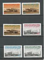 COMORES Scott 722-727 Yvert 507-512 (6) ** Cote 3,50 $ 1990 - Comores (1975-...)