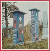 """ Krajputasi"" Pierres Tombales Sur La Route De Cocak (Sérbie). Yougoslavie. Encyclopédie De 1970. - Oude Documenten"