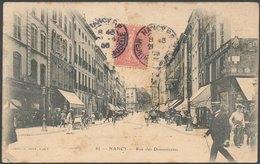 NANCY - Rue Des Dominicains - Nancy