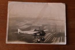 Photo Militaire  L'aviateur Gilbert Sur Le Vengeur  ( Avion Morane)   Guerre 1914 1918 - Guerre, Militaire