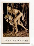 """TRIBU ABIPON"" GABY HERBSTEIN PHOTO CALENDARIO NOVIEMBRE POSTAL PUBLICIDAD ARGENTINA -LILHU - Amerika"