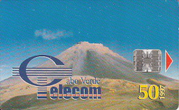 CAPE VERDE - Volcano, Used - Vulcani