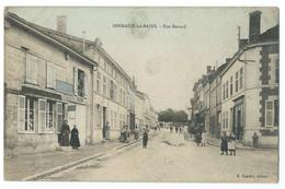CPA Sermaize Les Bains Rue Benard - Sermaize-les-Bains