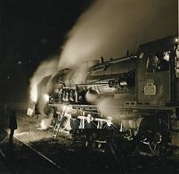 Le Creusot 241 P 17 K Photo 18 X 18 - Trains