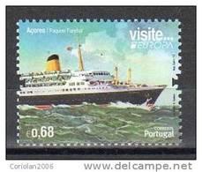 Portugal Azore / Europa 2012 / 1 Val - Europa-CEPT
