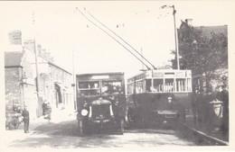 Trolley Bus No.1. Tilling Stevers Motor Bus. Wolverhampton. - Buses & Coaches