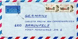 Postal History: Bahamas Used Cover - Bahamas (1973-...)