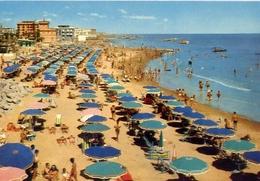 Viserbella - La Favolosa Spiaggia - Formato Grande Viaggiata – E 10 - Non Classificati