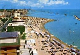 Viserbella - Panorama - Formato Grande Viaggiata – E 10 - Non Classificati