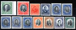 CHILI  SELECTION  1925/50  MH/MNH - Cile