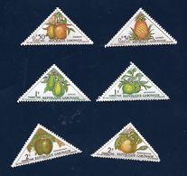 GABON FRUITS Ananas Mangue Mandarine Cocos - Farm