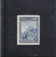 CITADELLE D'ANKARA / NEUF SANS GOMME / 10 Gr. BLEU / N° 703 YVERT ET TELLIER 1926 - 1921-... République