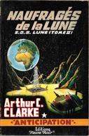 FNA 207 - CLARKE, Arthur C. - Naufragés De La Lune (TBE) - Fleuve Noir