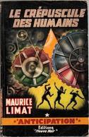 FNA 226 - LIMAT, Maurice - Le Crépuscule Des Humains (BE) - Fleuve Noir