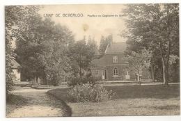 LEOPOLDSBURG  (camp De Beverloo)  Pavillon Du Capitaine Du Génie. Oblitération 1911. - Leopoldsburg (Kamp Van Beverloo)