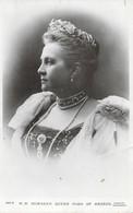 Edwardian Photo Postcard Of H.M. Dowager Queen Olga Of Greece, Royal Family, J. Beagles & Co. - Donne Celebri