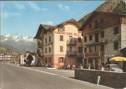 435/FG/19 - ALBERGHI - TABACCHI - AYAS PERIACSC (AOSTA) - Albergo Cime Bianche - Italia