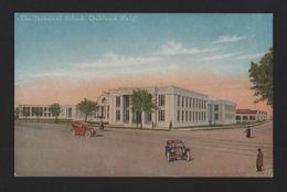 OAKLAND CALIFORNIA TECHNICAL SCHOOL Postcard 1910years USA - Oakland