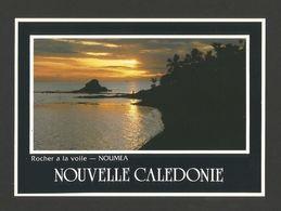 POSTCARD NEW CALEDONIA NOUVELLE CALEDONIE NOUMEA Rocher A La Voile NOUVELLE-CALÉDONIE - New Caledonia