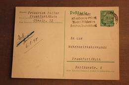 ( 1737 ) GS DR  P 225  Gelaufen    -   Erhaltung Siehe Bild - Allemagne
