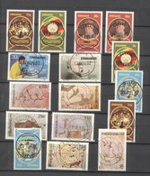 Lot De 16 Timbres Oblitérés Du Zimbabwe - Zimbabwe (1980-...)