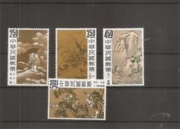 Taiwan -Formose ( 541/544 XXX -MNH) - 1945-... Republic Of China