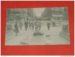 BRUXELLES - Le Prince Léopold Au Monument Du Soldat Inconnu - Koninklijke Families