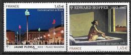 France 2012 N° 4633 - 4683  Neufs Série Artistique à La Faciale - Unused Stamps