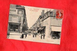 Carte Postale - MOULINS - D03 - Rue Régemortes - Moulins